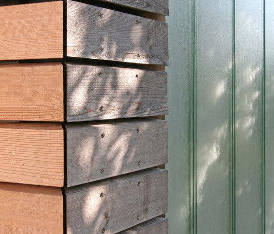 TIMax GL | Aufstockung Wohnhaus di Wacotech | Facade design