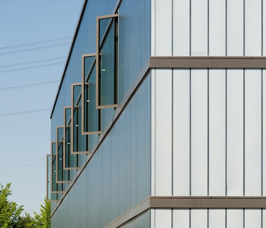 TIMax LT | BERU Electronics by Wacotech | Facade design