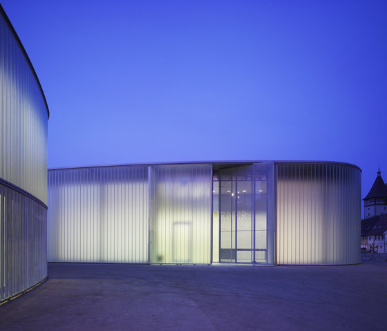 TIMax LT   Kunstschule Waiblingen by Wacotech   Facade design
