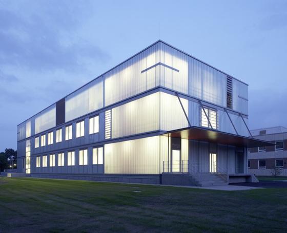 TIMax GL | BSH Hamburg by Wacotech | Facade design