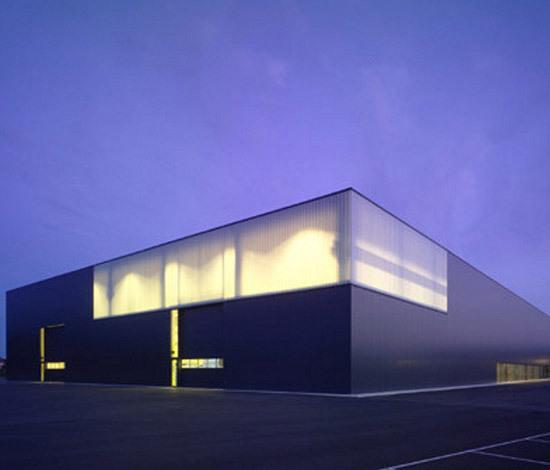 TIMax GL | Rippert Anlagentechnik by Wacotech | Facade design