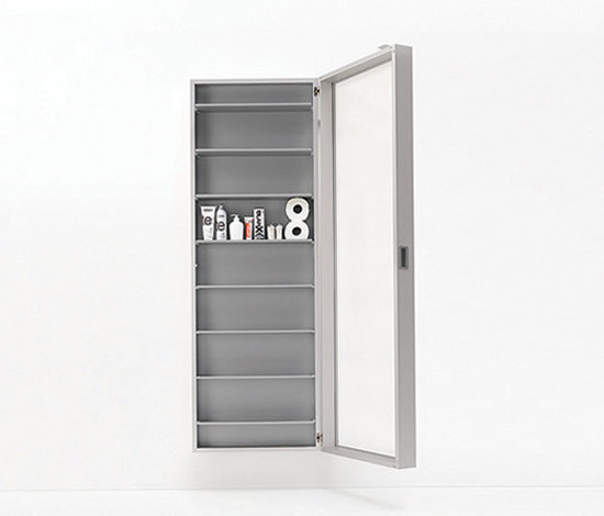 Box Wall cabinet by Kristalia | Cabinets