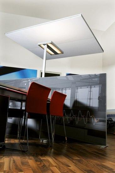 mooia acoustic air de Sedus Stoll | Paneles de suspensión