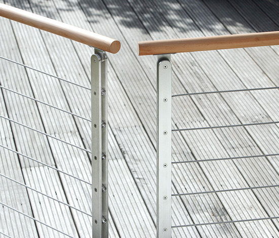 SKY LINE by Brugg Lifting | Handrails