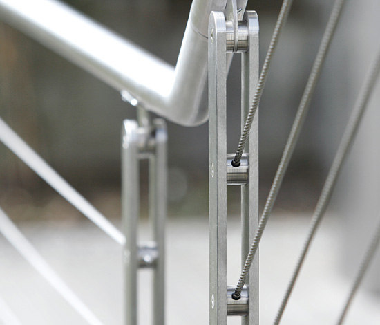SKY LINE de Brugg Lifting | Rampes / Balustrades