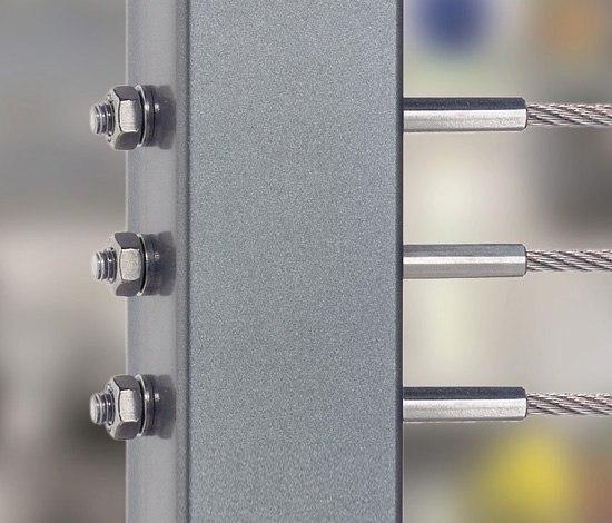 STANDARD LINE di Brugg Lifting | Sistemi a cavo