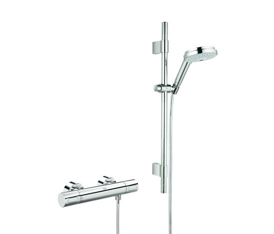 "Grohtherm 3000 Cosmopolitan Thermostat shower mixer 1/2"" by GROHE 