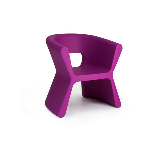 Pal armchair by Vondom | Garden armchairs