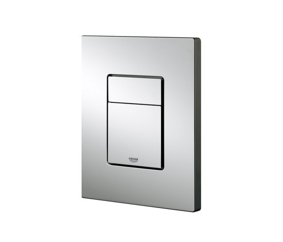 Skate Cosmopolitan Wall plate by GROHE | Flushes