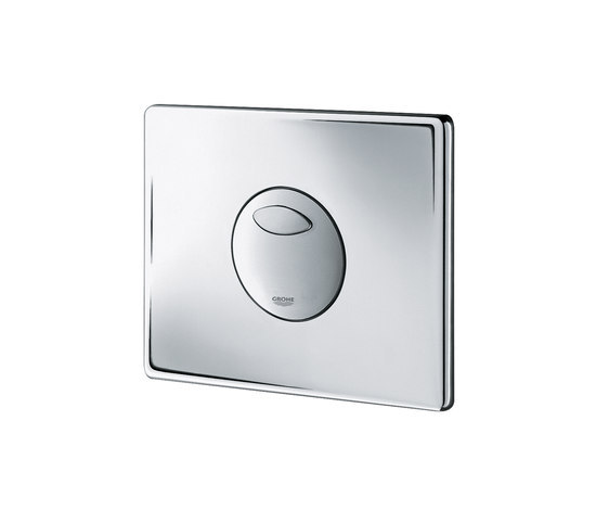 Skate Wall plate by GROHE | Flushes