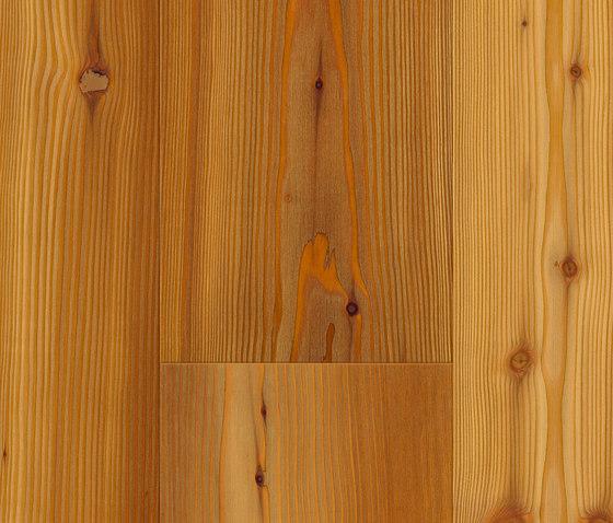 FLOORs Softwood Larch lye-washed basic by Admonter Holzindustrie AG | Wood flooring