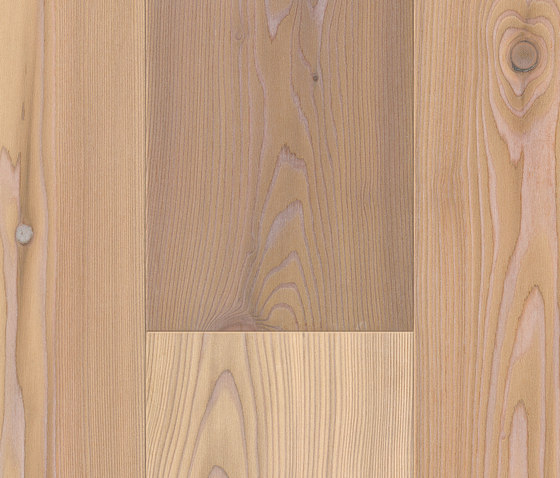 FLOORs Softwood Larch white lye-washed basic by Admonter Holzindustrie AG | Wood flooring