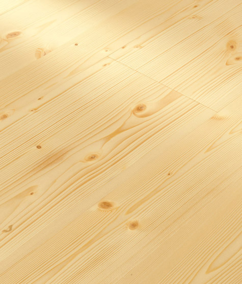 CLASSIC RÉSINEUX Epicéa plusieurs lames avec noeuds de Admonter | Sols en bois
