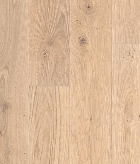 Hardwood Oak white naturelle by Admonter | Wood flooring