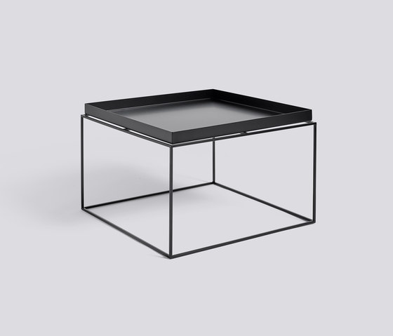 Tray Table Coffee Square by Hay | Lounge tables