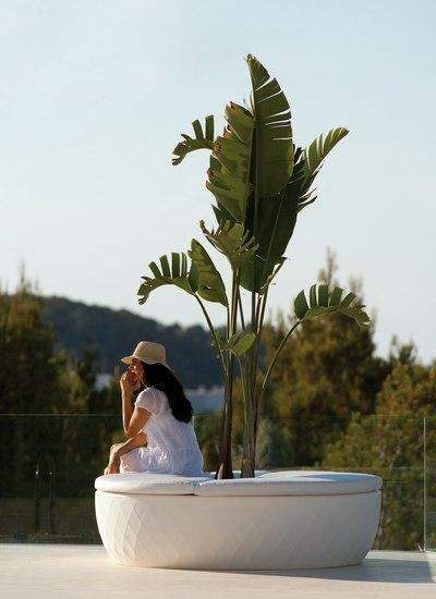 Vases Isla de Vondom | Bacs à fleurs / Jardinières