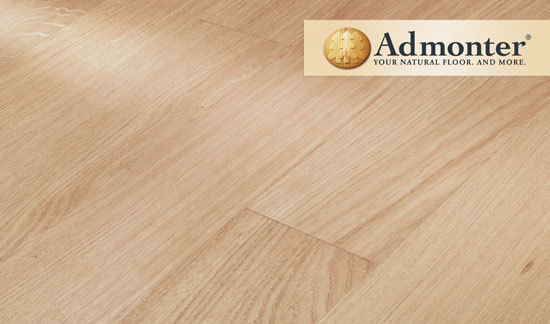 2BOND Oak Noblesse white by Admonter | Wood flooring