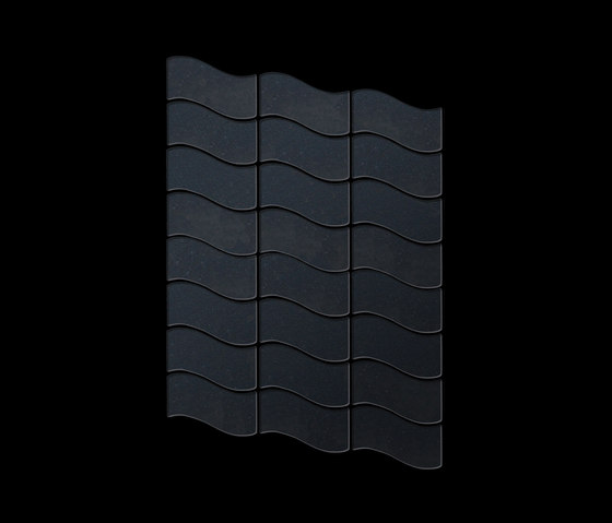 Flux Raw Steel Tiles de Alloy | Mosaïques