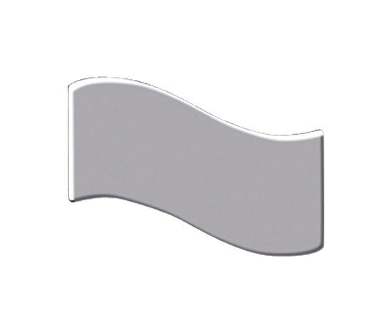 Flux Stainless Steel Mirror Polished Finish von Alloy | Metall Mosaike
