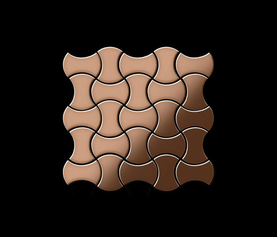 Infinit Copper Tiles de Alloy | Mosaicos