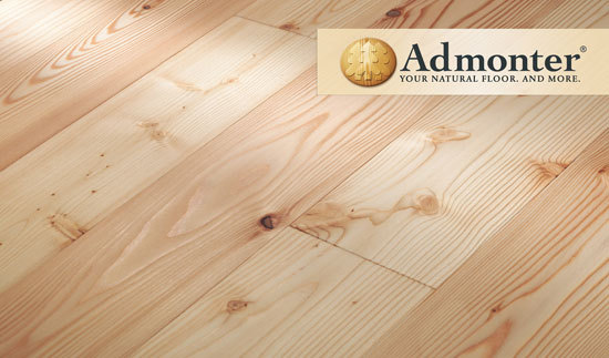 2BOND Mountain Larch white by Admonter | Wood flooring