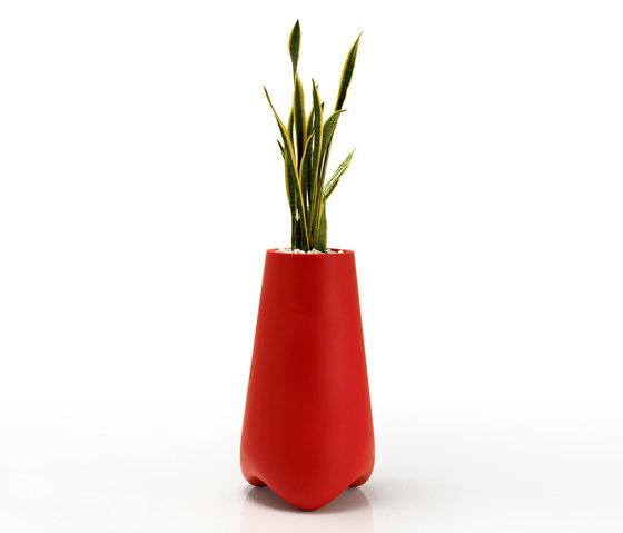 Vlex pot de Vondom | Bacs à fleurs / Jardinières