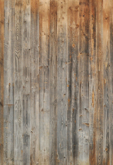 ELEMENTs Reclaimed Wood sunbaked by Admonter | Wood panels