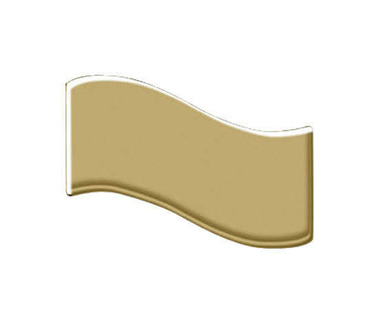 Flux Titanium Gold Mirror Tiles de Alloy | Mosaïques