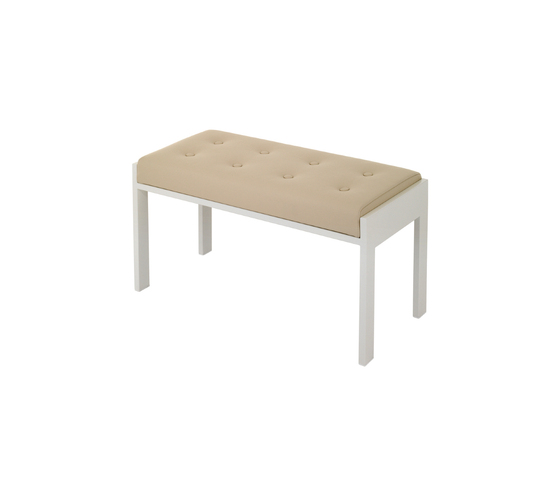 COLLECT Bench by Schönbuch | Upholstered benches