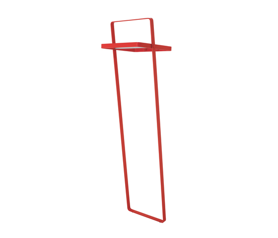 FLEX Wall coat rack by Schönbuch | Freestanding wardrobes
