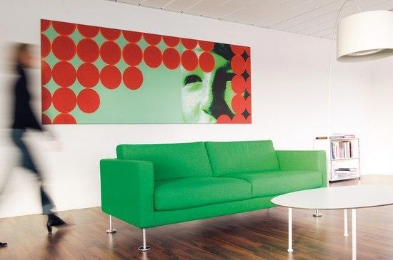 mooia acoustic wall von Sedus Stoll | Wandpaneele