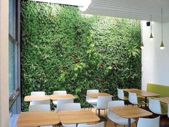 GREEN WALL® by art aqua | Living / Green walls