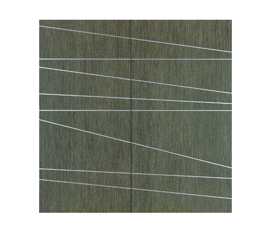 Feel Jade Steel by Caesar   Ceramic tiles