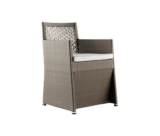 Tunis Armchair by Expormim | Garden chairs