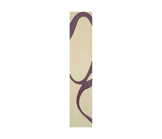 Feel Purple Manciuria by Caesar | Ceramic tiles