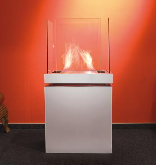 semi flame de Radius Design | Chimeneas sin humo de etanol