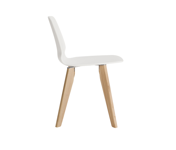 selinunte wood 561 by Alias | Multipurpose chairs
