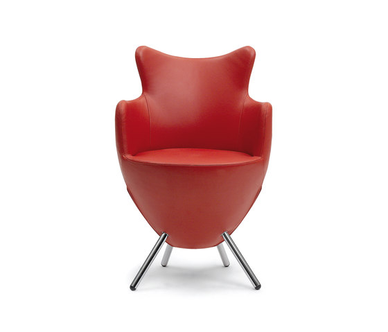 Brussels by Durlet | Visitors chairs / Side chairs