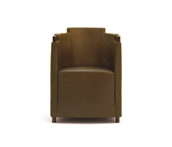 Caprice by Durlet | Visitors chairs / Side chairs