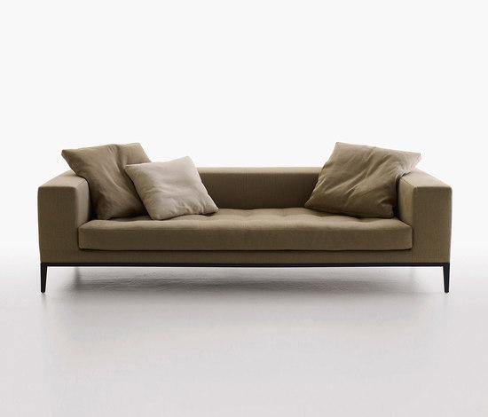 Simplex by Maxalto | Lounge sofas