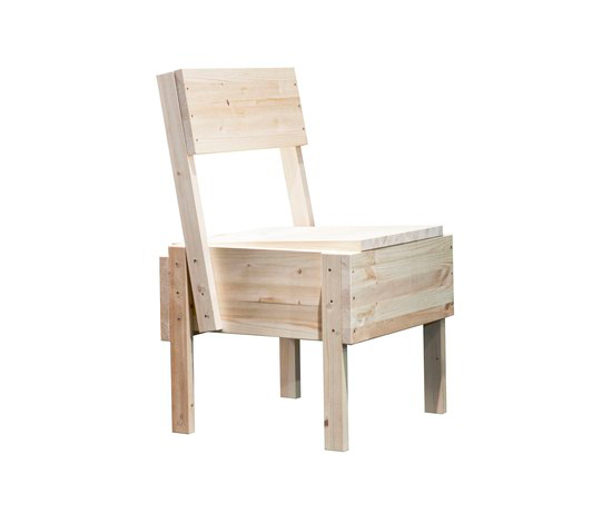 Sedia 1 Chair by Artek | Restaurant chairs