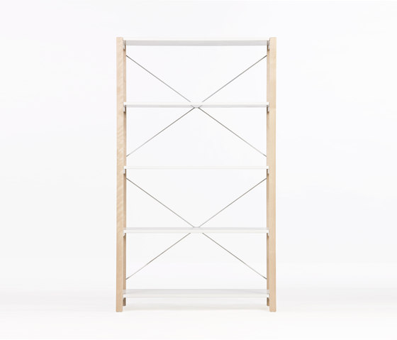 Shelving System High Unit de Artek | Étagères