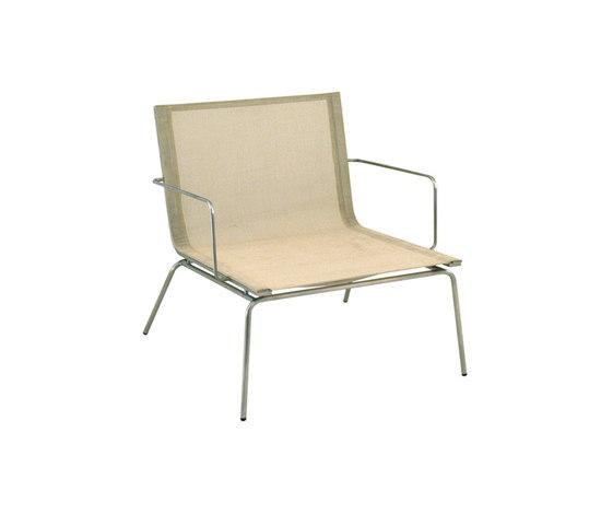 Trama Sling Armchair by Calma | Garden armchairs