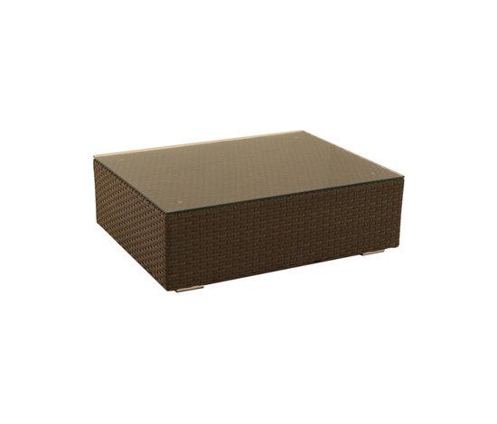 Cubic Sling Coffee Table di Calma | Tavoli bassi da giardino