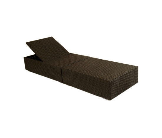 Cubic Sling Lounger by Calma | Sun loungers