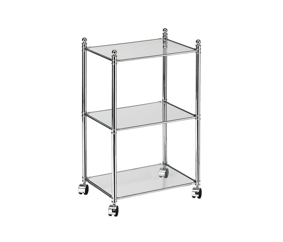 Dina Trolley by Pom d'Or | Portable storage units