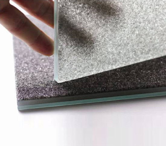 Starshine® face LG (laminated glass) by Starshine | Coloured glass