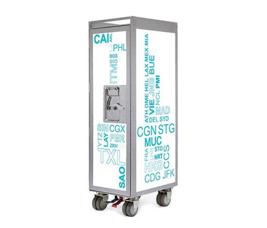 bordbar silver edition destination de bordbar | Carritos / mesitas auxiliares