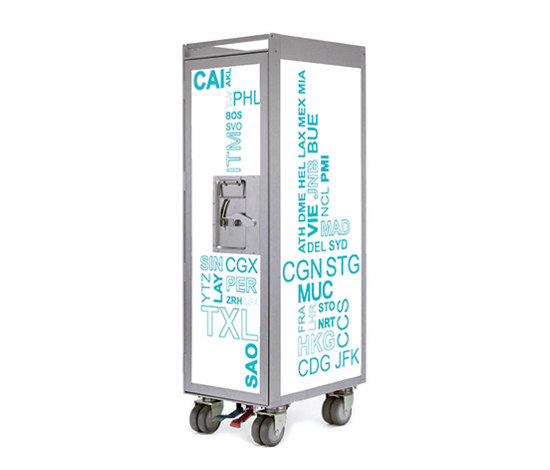bordbar silver edition destination by bordbar | Service tables / carts