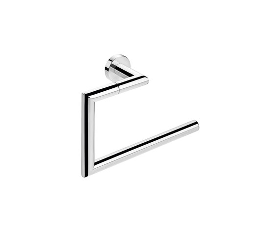 Kubic Cool Towel Ring by pomd'or | Towel rails